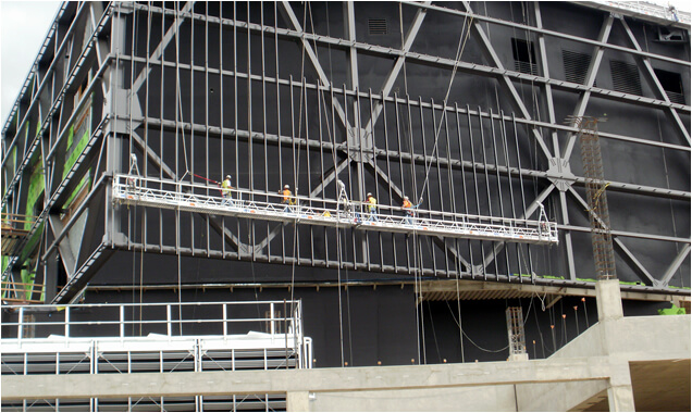 Scaffolding Rental and Installation Services
